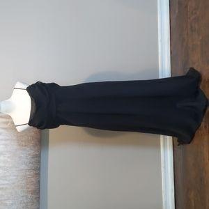 Betsy & Adam by Jaslene formal black gown